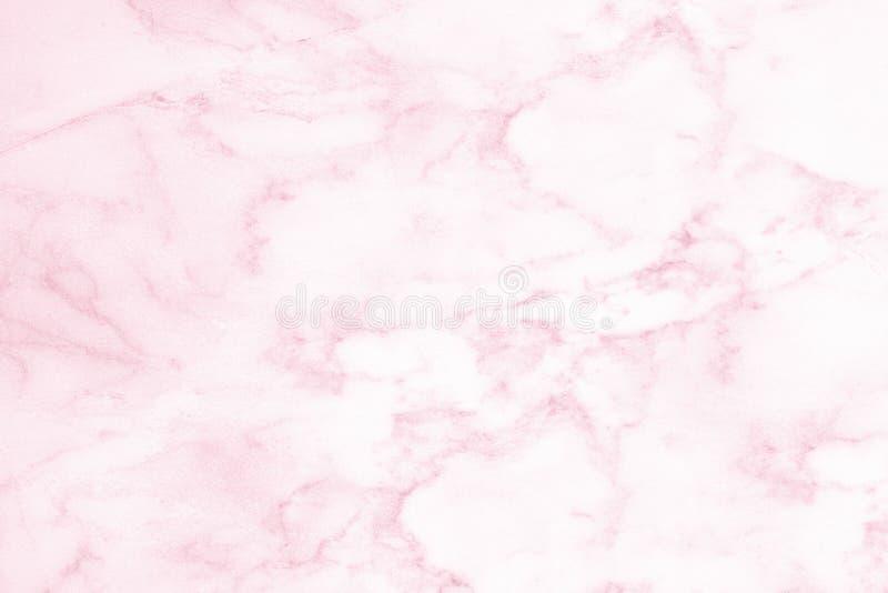 Różowy wzór tła na powierzchni muru marmurowego, graficzny, abstrakcyjny, elegancki royalty ilustracja