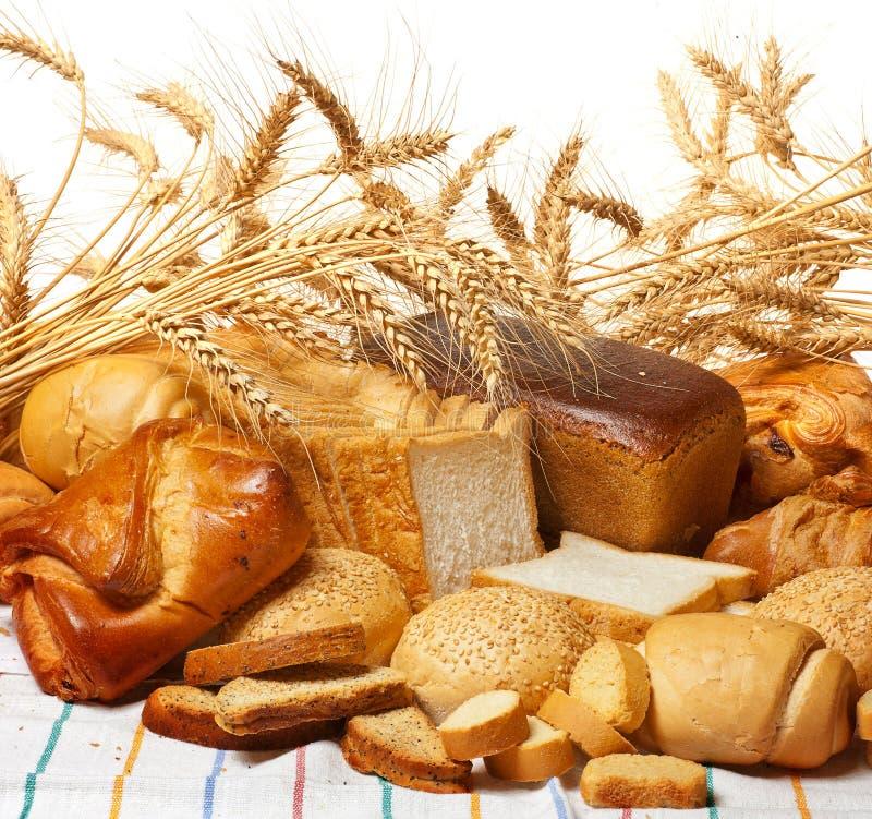 Download Różni typ chleb. obraz stock. Obraz złożonej z natura - 28963855