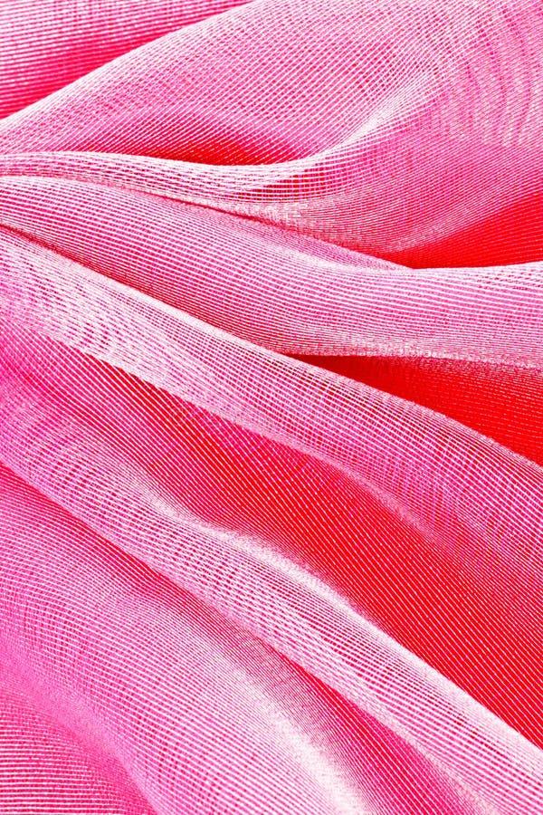 Różowy tiul