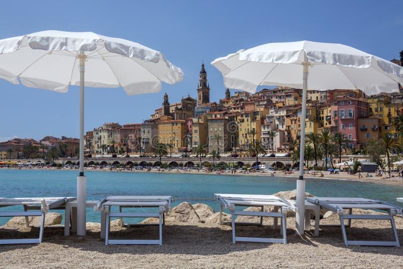Śródziemnomorski kurort Menton - Francuski Riviera