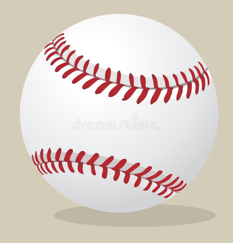 również zwrócić corel ilustracji wektora balowy baseballa strzału studio ilustracja wektor