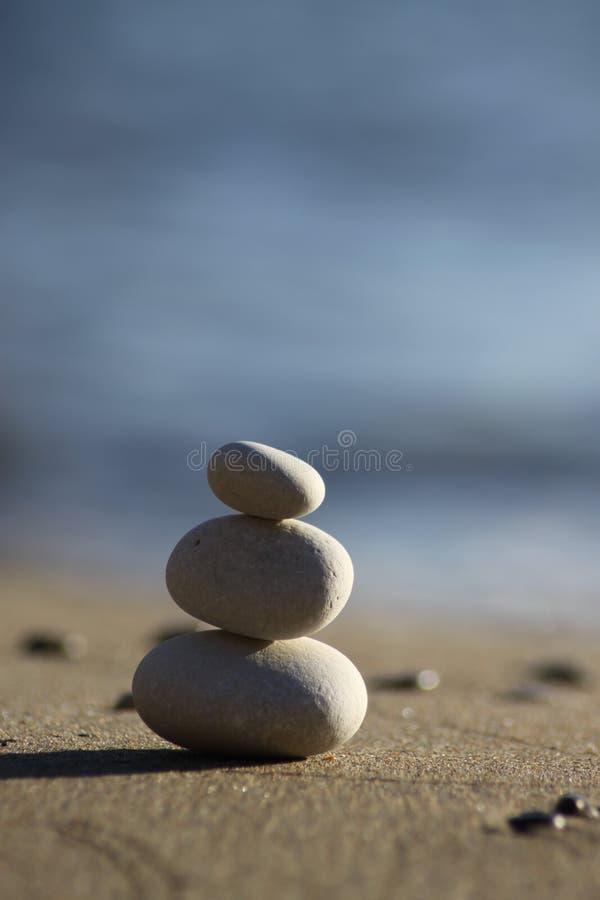 2 równowaga zdjęcie royalty free