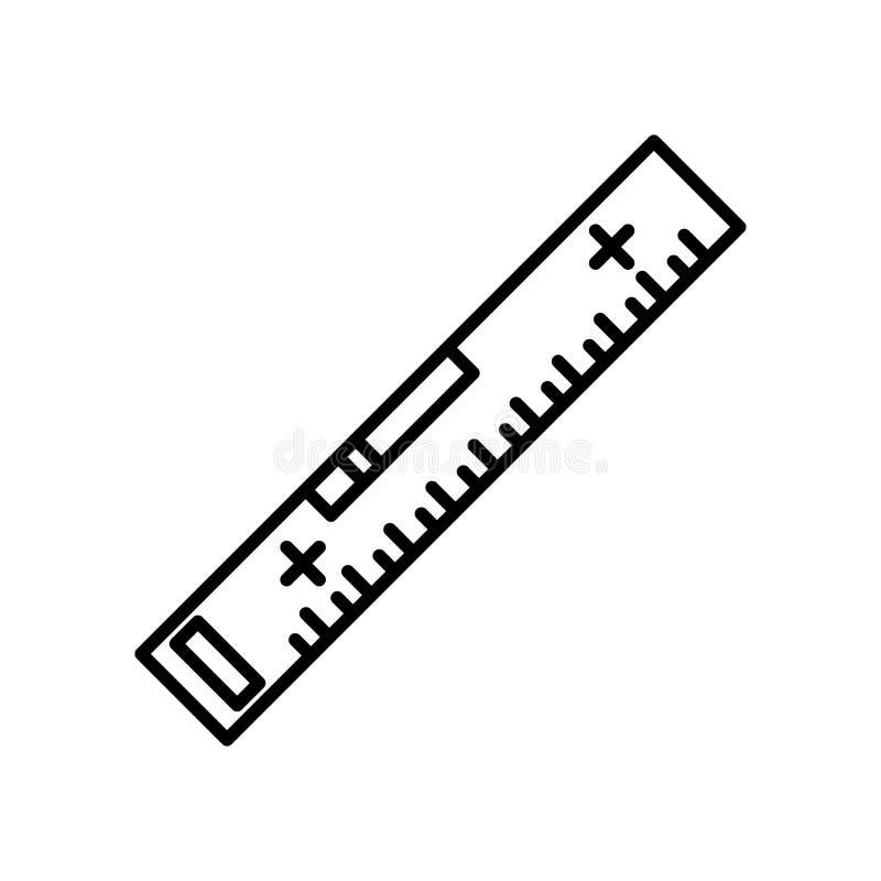 Równy ikona wektoru znak i symbol odizolowywający na białym tle, Równy logo pojęcie ilustracja wektor