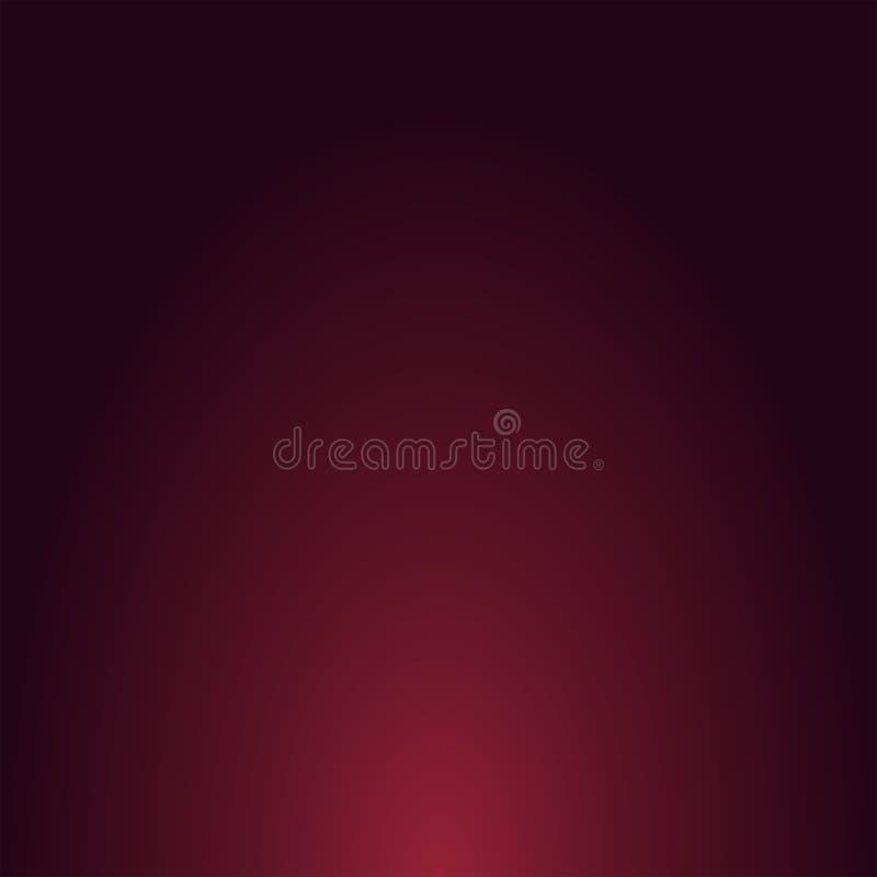 Röd abstrakt bakgrundsdesign för lutning vektor illustrationer