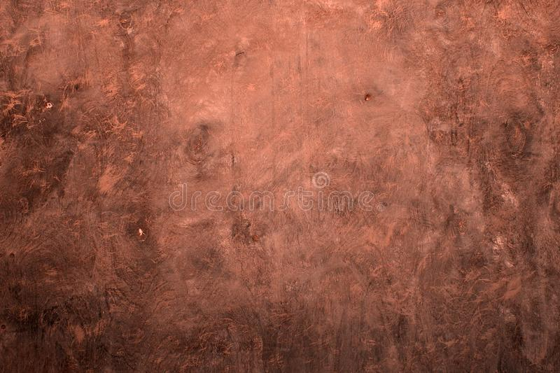 R?d design h?r-som polerad timmertextur - trevlig abstrakt fotobakgrund royaltyfri bild