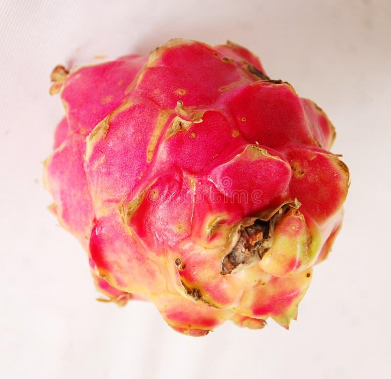 Röd drakefrukt arkivfoto