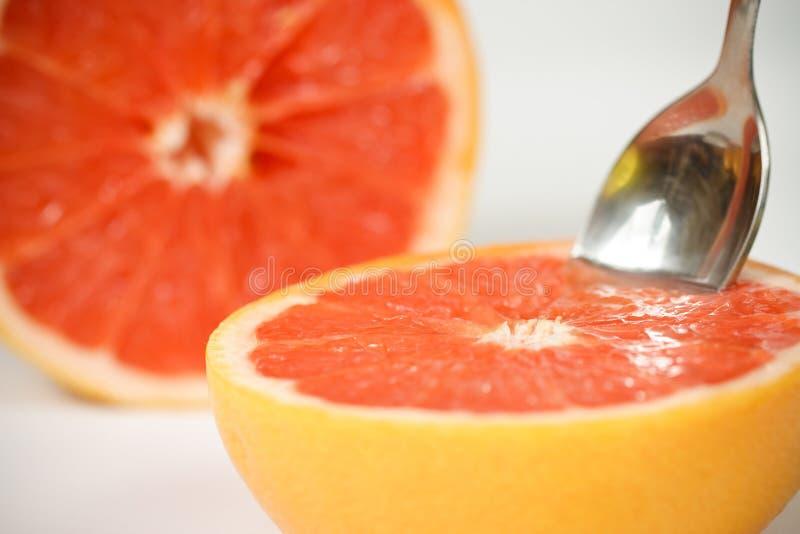 röd grapefrukt arkivfoton