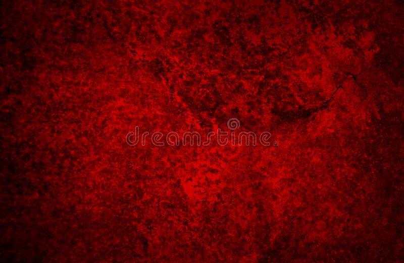 Röd grungetextur