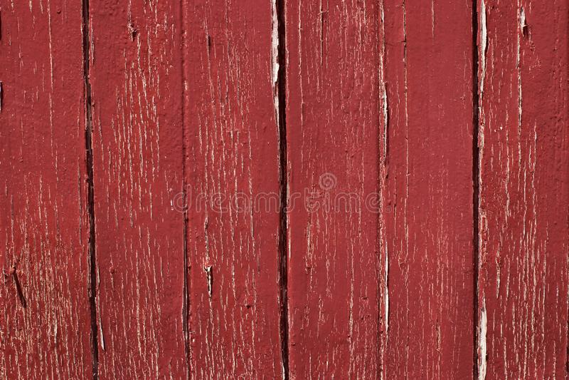 Röd lantlig bakgrund arkivbilder
