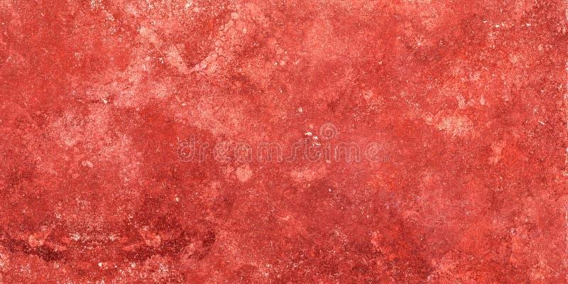 Röd marmor, naturlig röd marmorbakgrund för tegelplattor planlägger, den lantliga marmorgolvdesignen arkivbilder