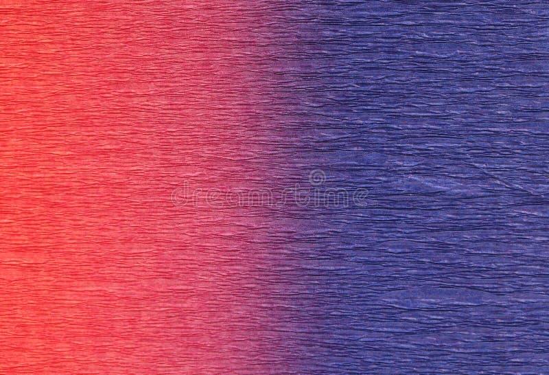 Röd och blå bakgrund. arkivbild