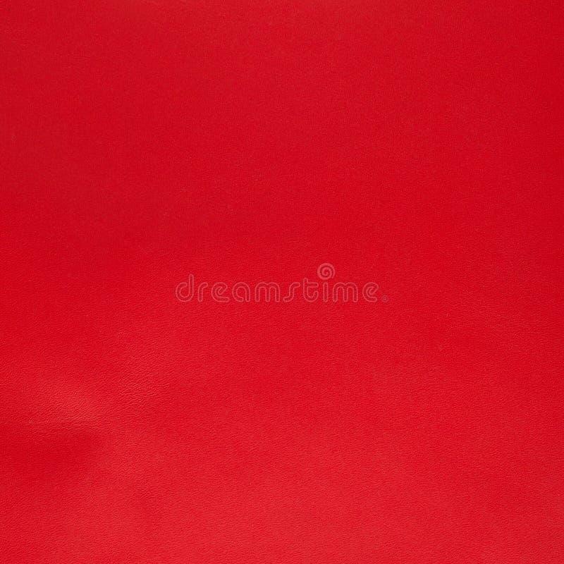 Röd suede arkivbild