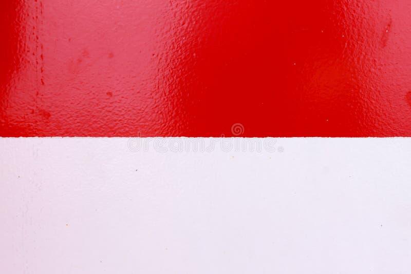 Röd textur, vit bakgrund arkivbilder