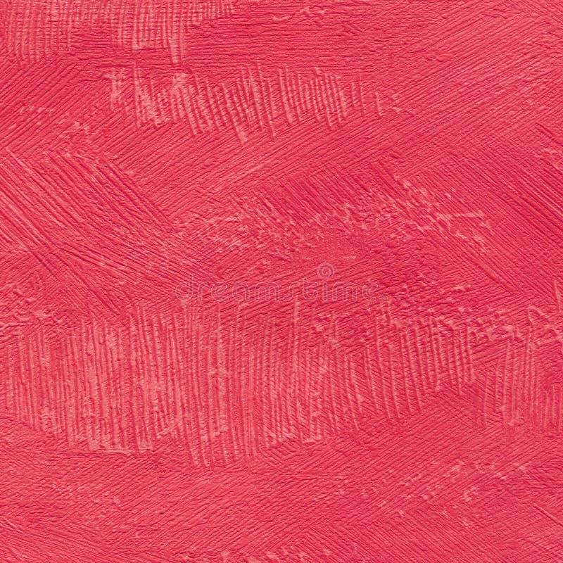 Download Röd texturvägg fotografering för bildbyråer. Bild av papper - 3534409