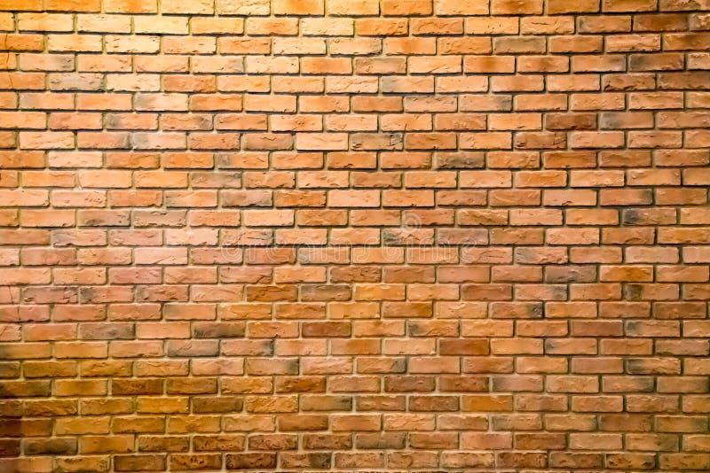 röd texturvägg för tegelsten royaltyfri foto