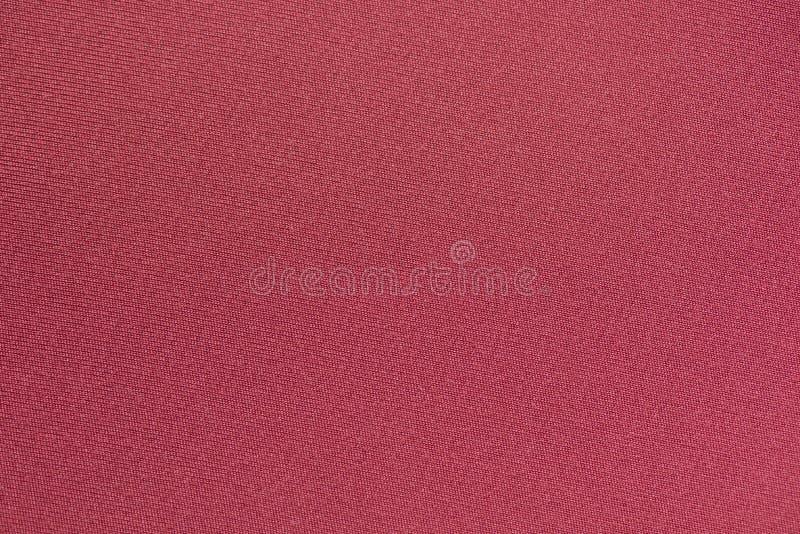 Röd tygmodelltextur royaltyfri illustrationer