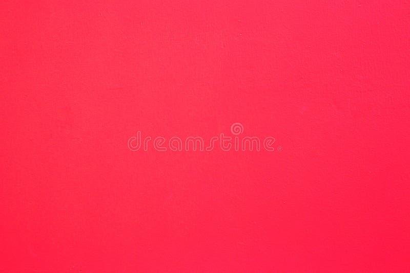 röd vägg Abstrakt väggtextur och bakgrund arkivbilder