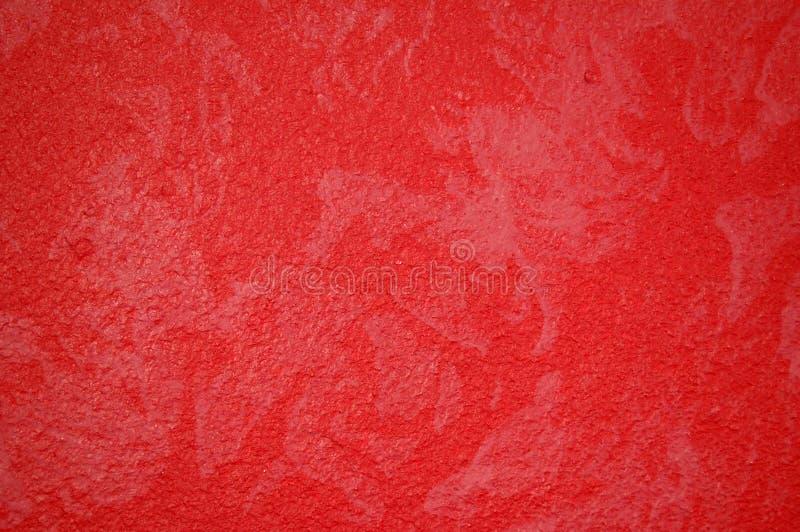 röd wallpaper arkivfoto
