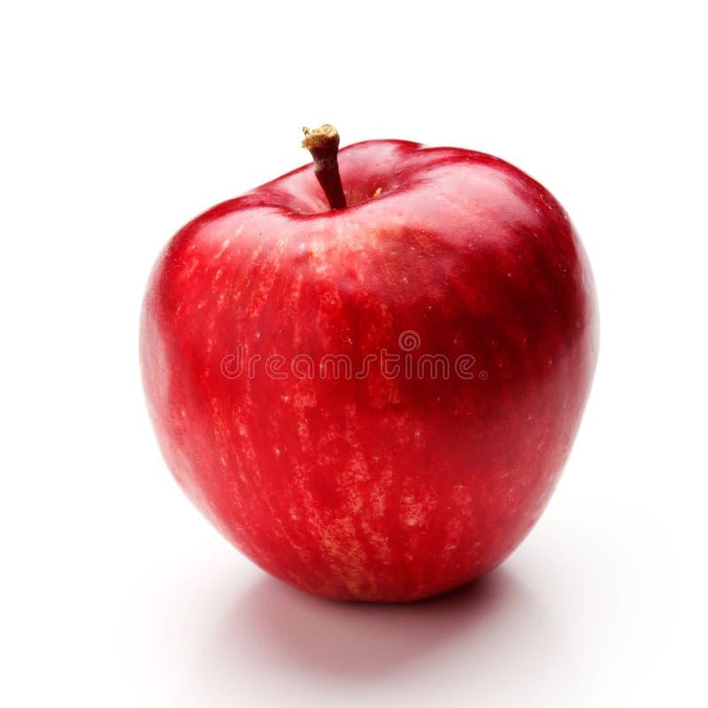 Röda äpplen arkivfoton