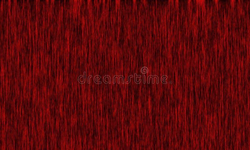 röda kulöra strimmor royaltyfri illustrationer