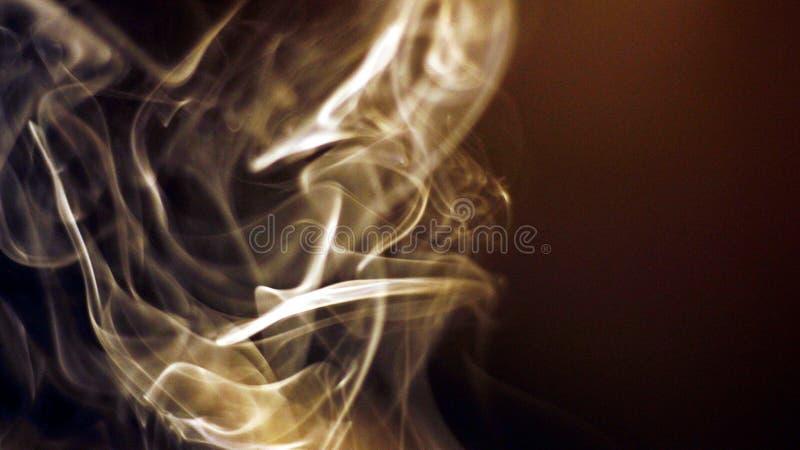 Rök som ett symbol av något som är flyktig royaltyfri fotografi