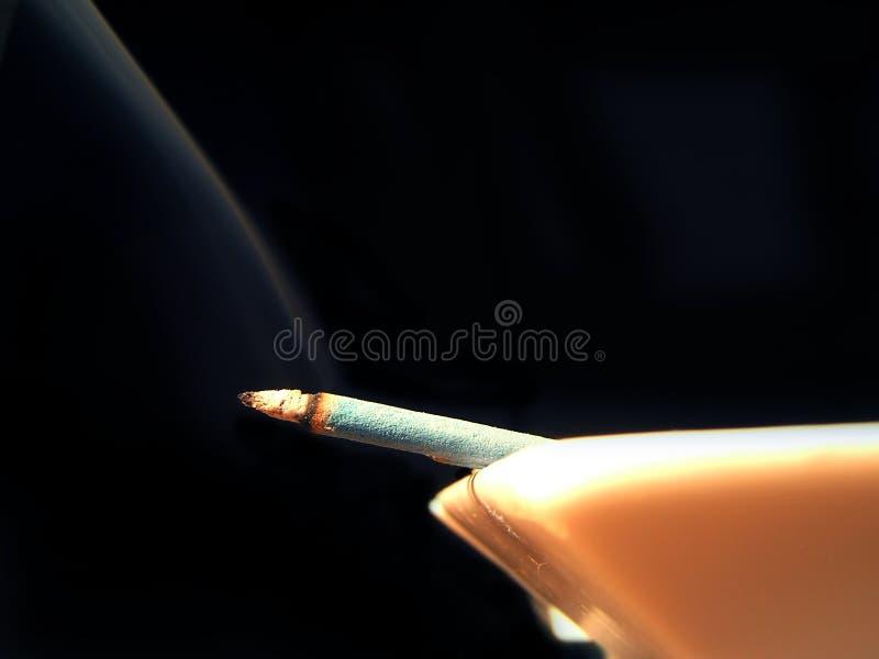rökelselighting royaltyfria foton