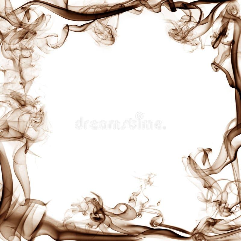 rökig ram vektor illustrationer
