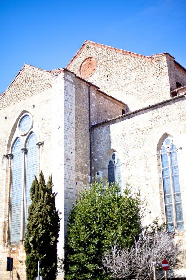 Römische Kirche lizenzfreie stockfotografie