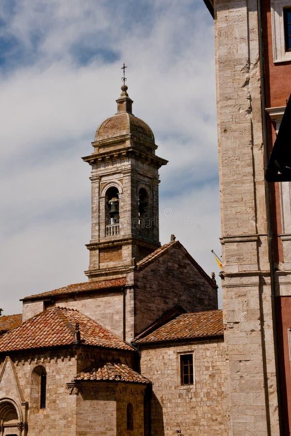 Römische Kirche lizenzfreies stockbild
