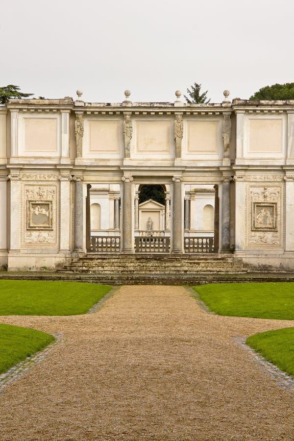 Download Römischer Garten Stockfoto. Bild Von Gasse, Rasen, Italien    31490016