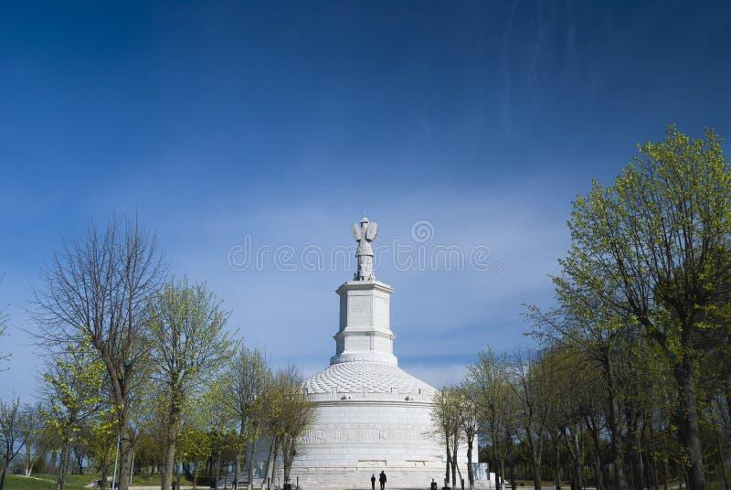 Römisches Monument in Adamclisi, Rumänien lizenzfreie stockfotos