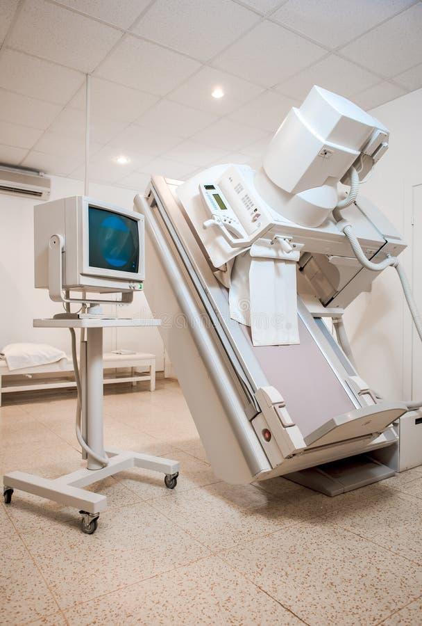 Röntga utrustning arkivfoton
