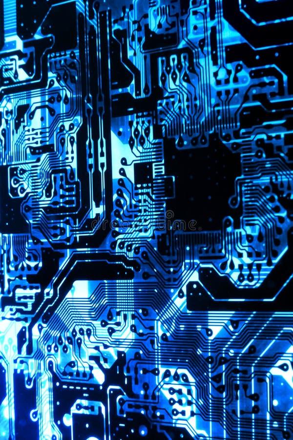 Röntgenstråle utskrivaven circuit3 arkivfoton