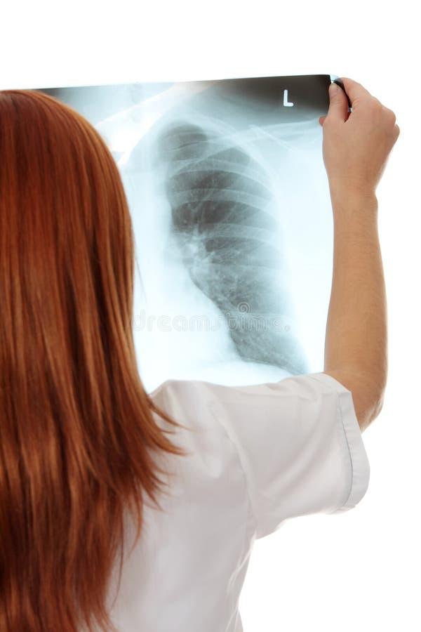Röntgenstraal royalty-vrije stock foto