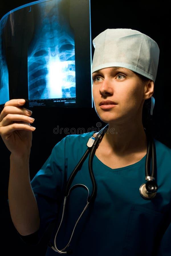 Röntgenstrahl stockfotografie