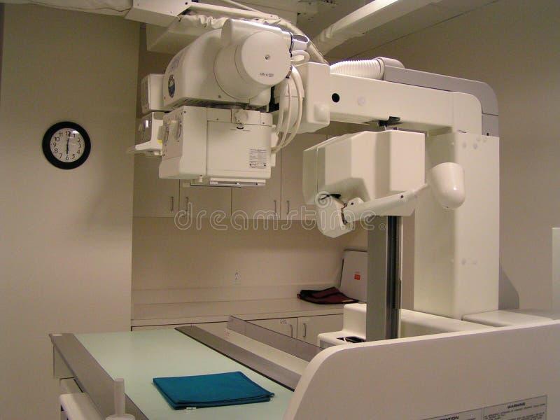 Röntgenstrahl-Ausrüstung stockbild