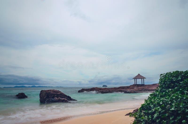Rörelsedans av havet fotografering för bildbyråer