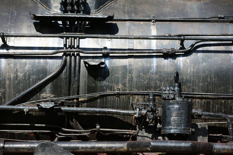 Download Rörlig ånga för motor arkivfoto. Bild av järn, teknologi - 19779230