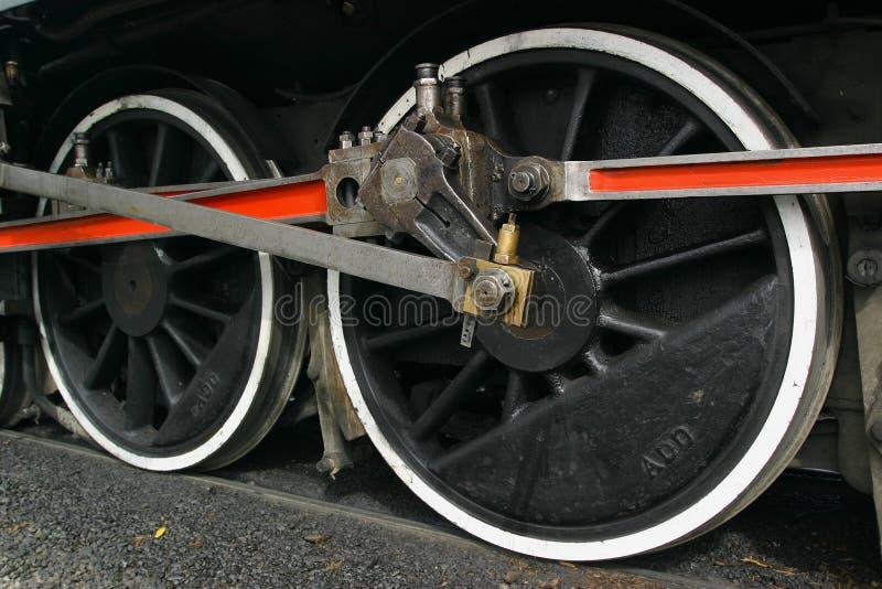 rörliga hjul arkivbilder