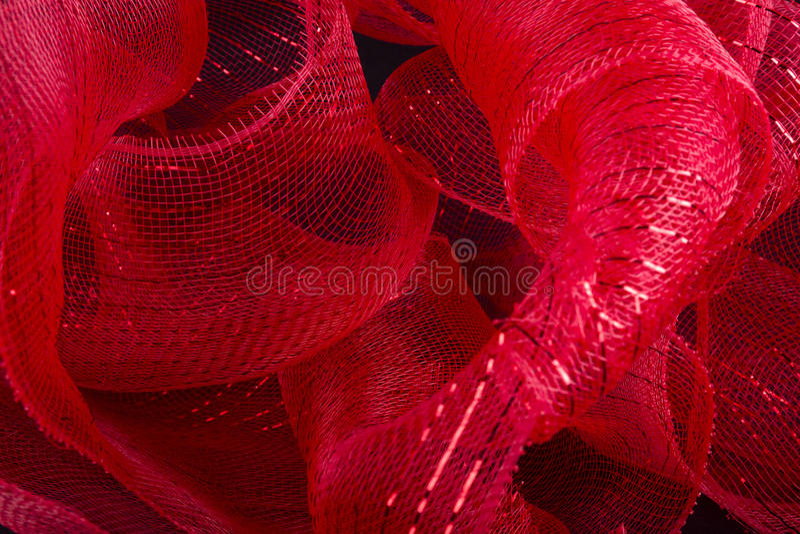 rött band royaltyfria foton