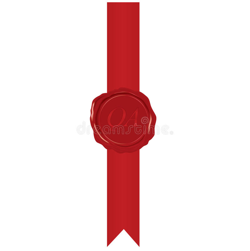rött bandlack