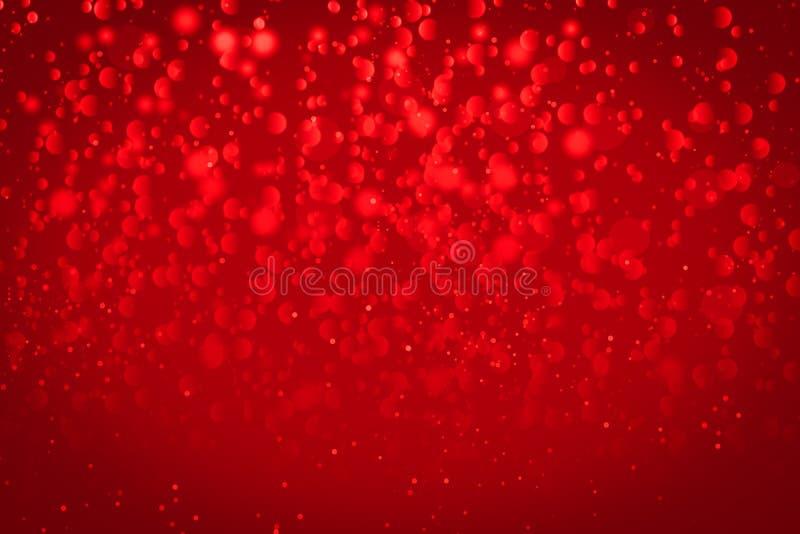 Rött blänka texturjulbakgrund vektor illustrationer