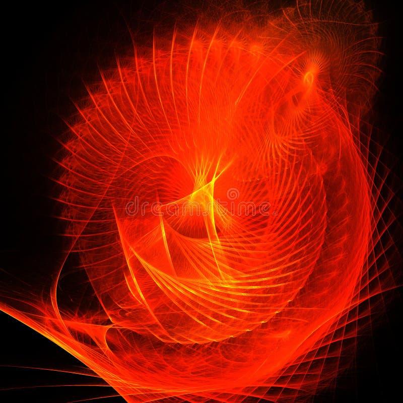 rött hjul vektor illustrationer