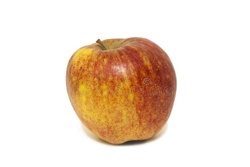 rött moget för äpple royaltyfri fotografi