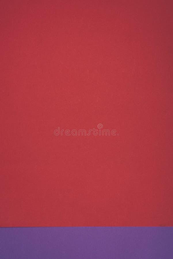 rött och violett töm arkivbild