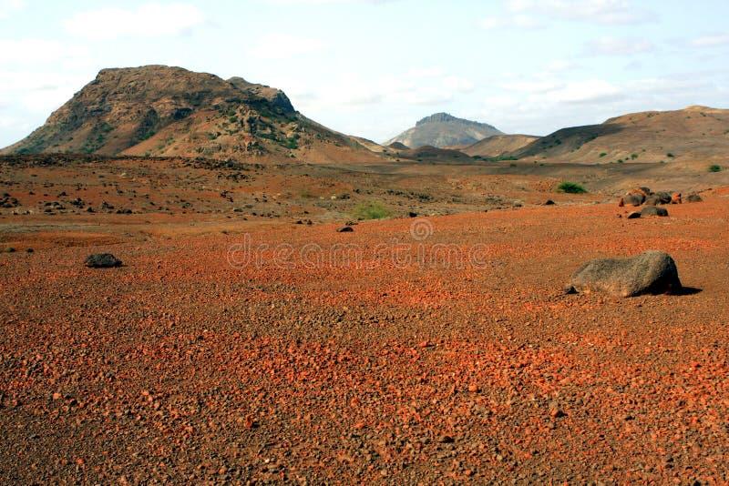 Rött planet royaltyfri fotografi