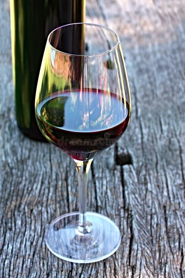 rött vin royaltyfri foto