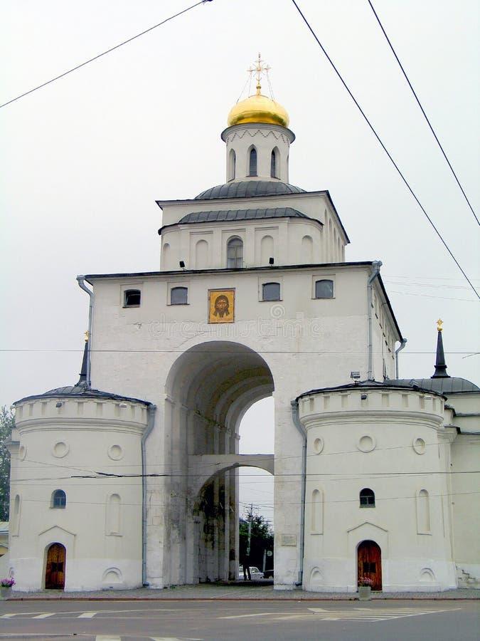 Rússia. Vladimir. fotografia de stock royalty free