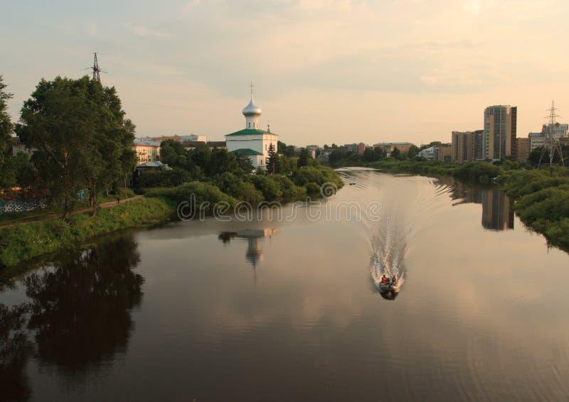 Rússia, Vologda fotografia de stock royalty free