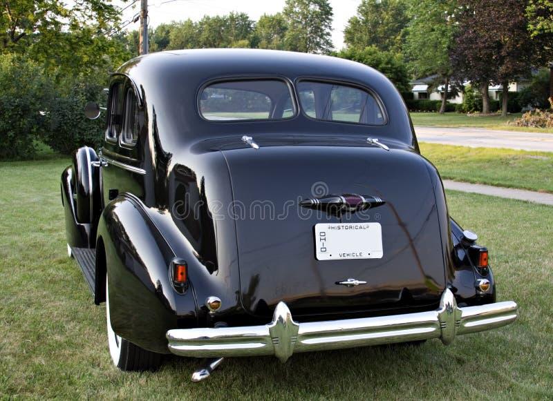 Rückseiten-Ansicht-Weinlese Buick stockbild